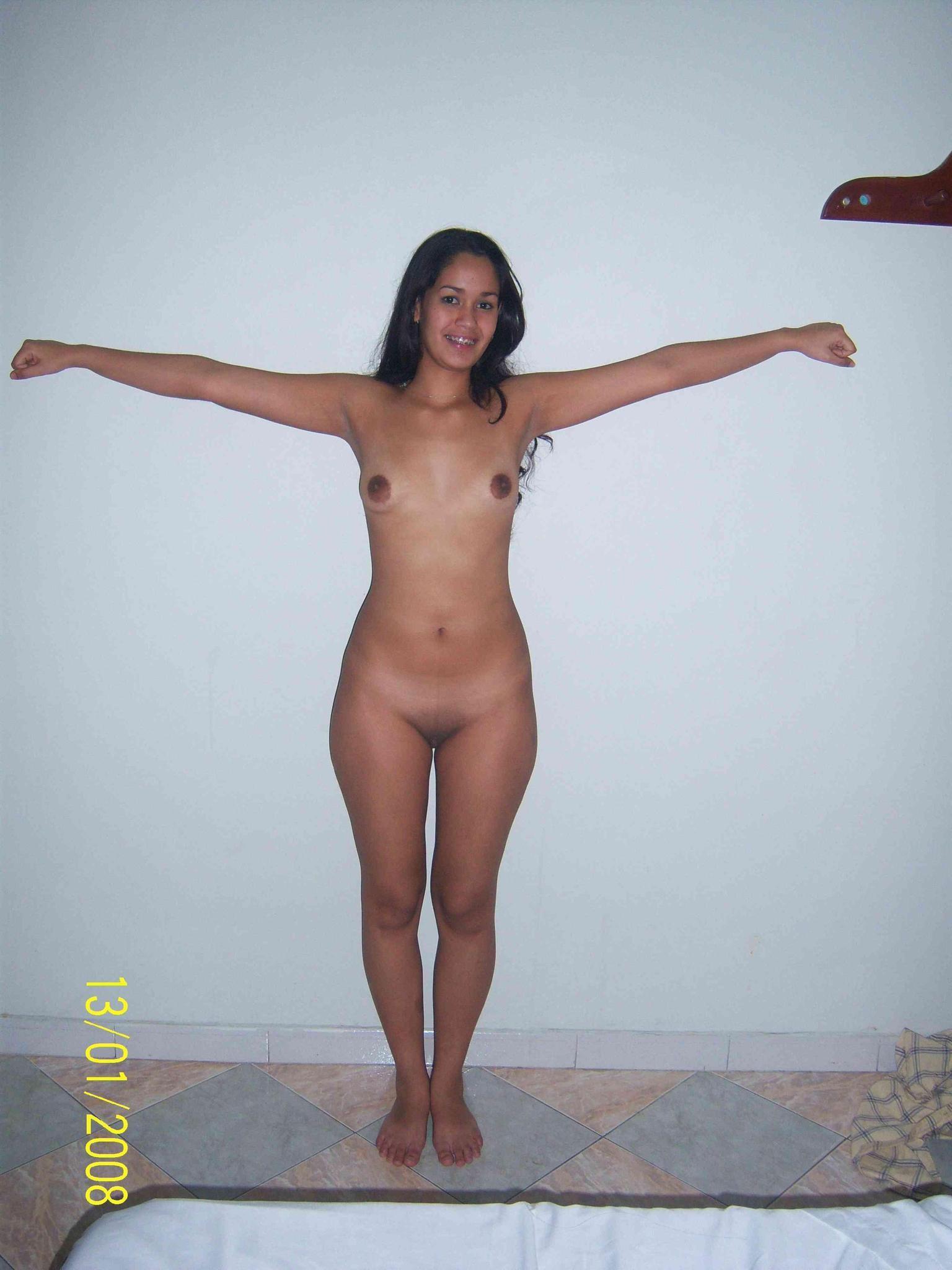 Голые худые девушки из Венесуэлы