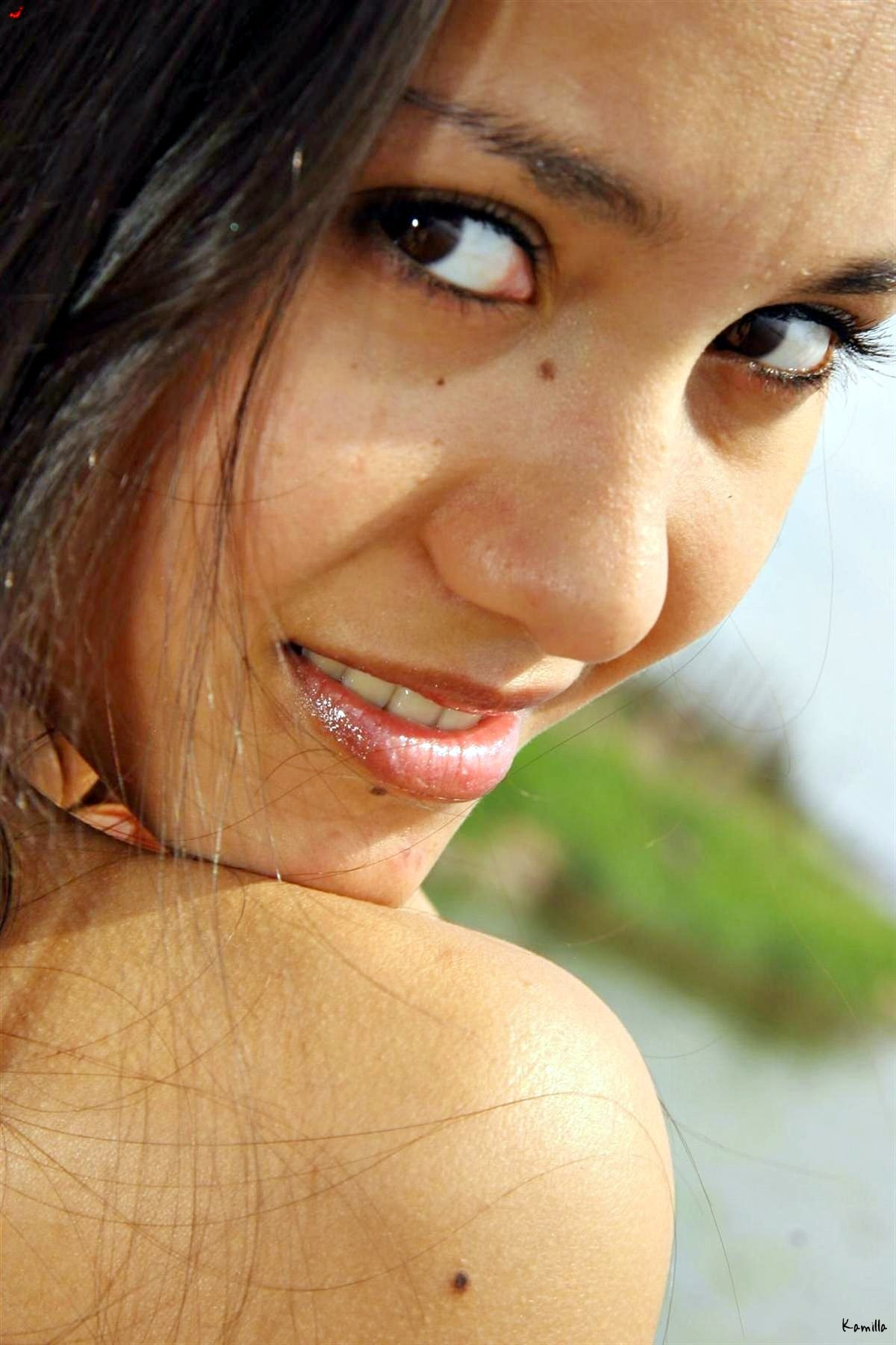 Одна из красивейших российских эро моделей Камилла